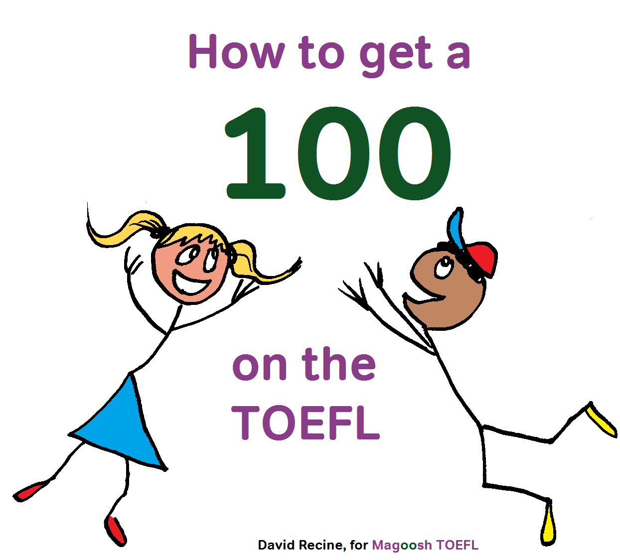 how to get 100 on the TOEFL
