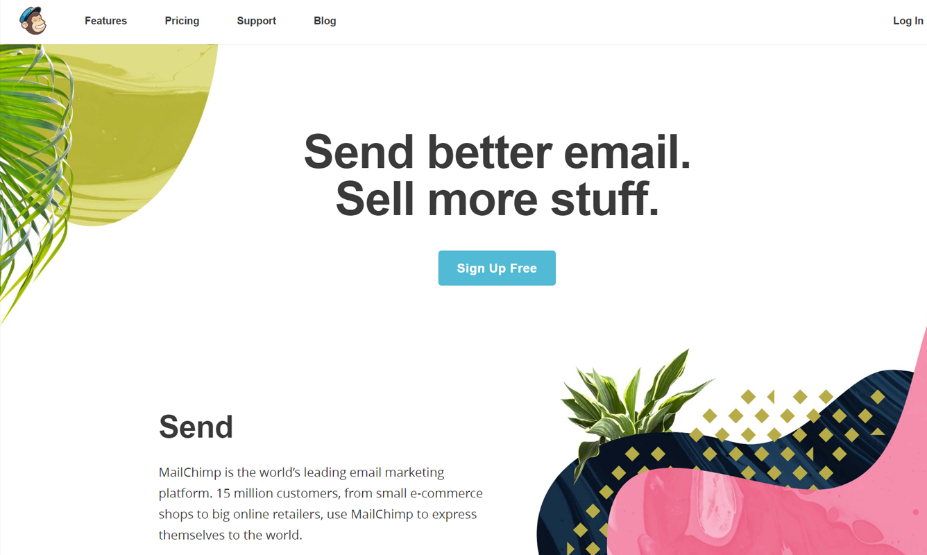 Free Responsive Email Templates Of Various Categories And Styles - Mailchimp psd template