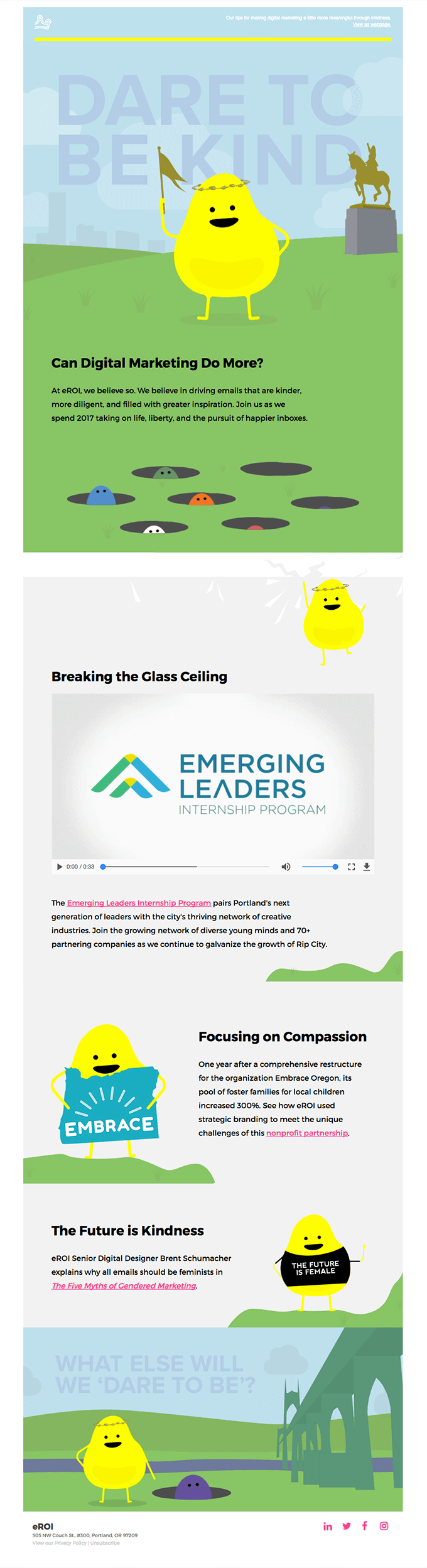 "21 high-performing b2b email marketing examples to ""steal"" ideas from"