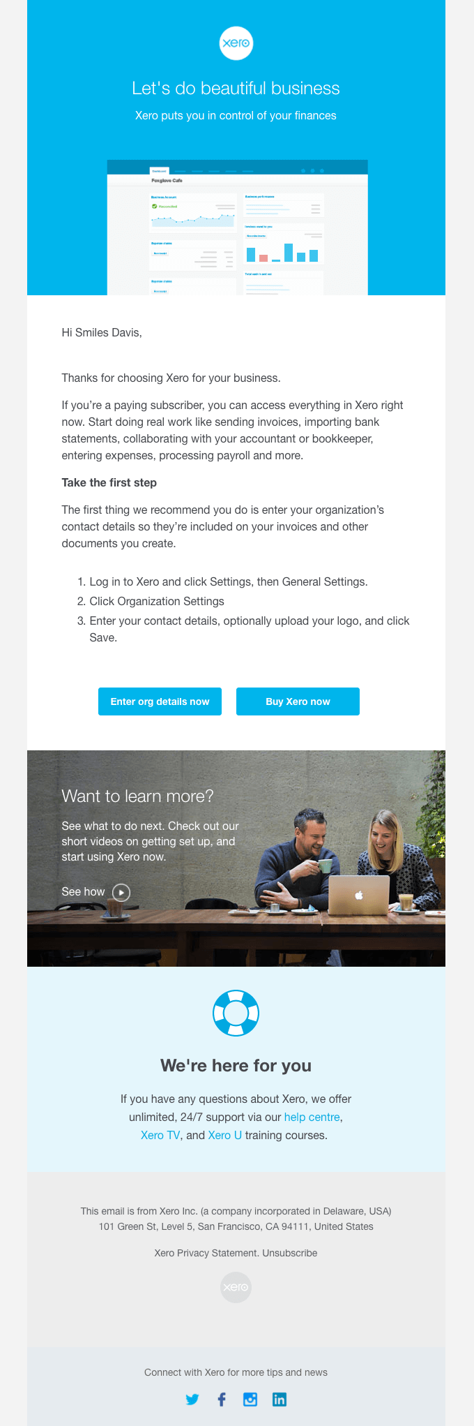 21 High-Performing B2B Email Marketing Examples to \