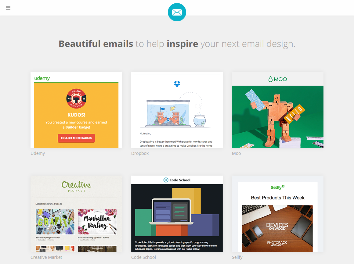 email design inspiration top 10 sources for top inspiration