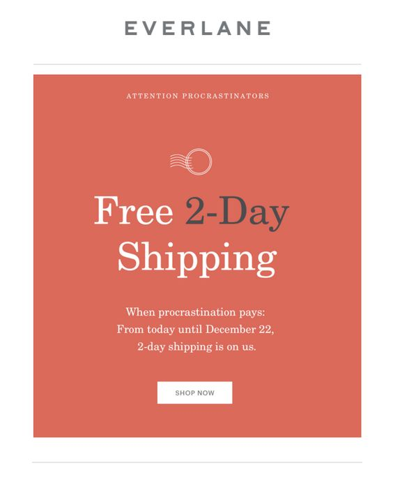 free shipping email marketing campaign ideas