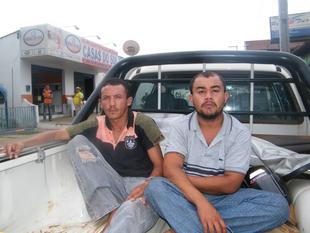 Dois homens são presos com cerca de 500g de crack após denúncia anônima