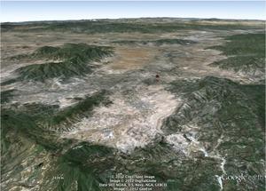 Guila_naquitz_google_earth_view_facing_west
