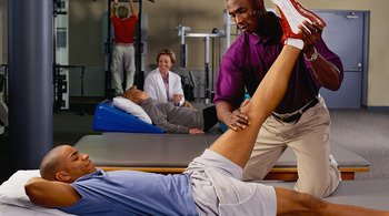 Physical-therapist