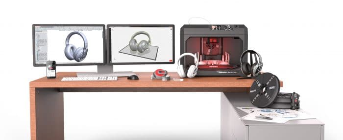 MakerBot New Solutions