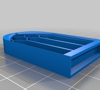 Window Frame 3D Models For Printing