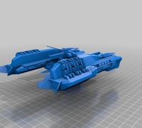 Destiny Legendary Ship 3d Models For 3d Printing Makexyzcom