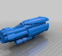 eve online ships 3d models for 3d printing