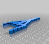 Mousetrap car 3d models for 3d printing makexyz 3d printable mousetrap car parts malvernweather Gallery