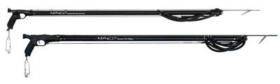 MAKO Spearguns Predator Pro 2G and Oceanic Spearguns