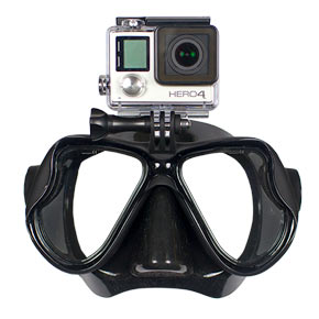 MAKO GoPro Ready Dive Mask