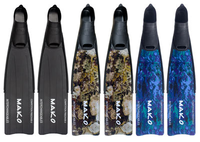 competition freediver fins