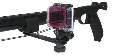 Color Correcting filter on railgun
