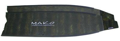 camo green fiberglass blade