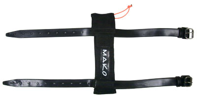 lower leg weight closed sheath