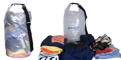 Transparent Waterproof Bag - 30 liter