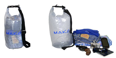 Transparent Waterproof Bag - 10 liter