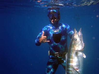 Roberto Reyes Puerto Rico Freedivers, P.R.