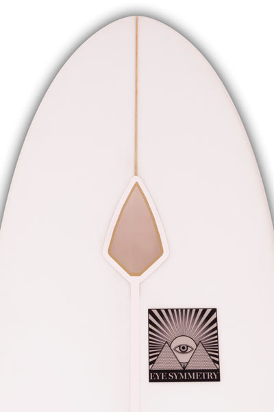 Shark Shield Surf Bundle front electrode
