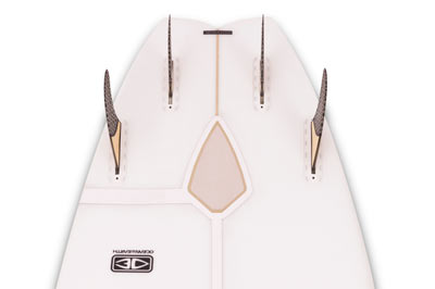 Shark Shield Surf Bundle rear electrode