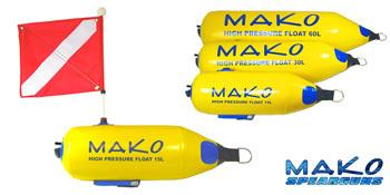 High Pressure Spearfishing Float
