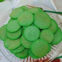 Panquecas Verdes