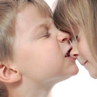 O que fazer quando a criança morde o amiguinho???