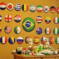 Festa Copa do Mundo.