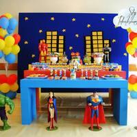Festa Heróis do Pedro.