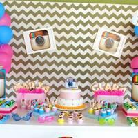 Festa Instagram.