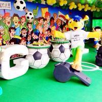 Festa Copa do Mundo - Georgia Festas e Eventos.
