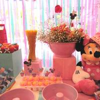 Festa Minnie Cozinheira.