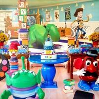 Festa Toy Story - por Georgia Festas.