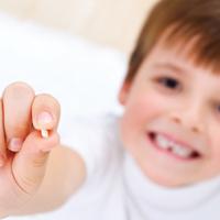 Como arrancar o Dente de Leite?