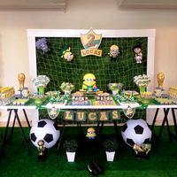 Festa Minions na Copa