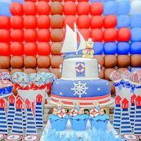 Festa Ursinhos Marinheiros