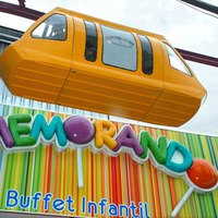 Comemorando Buffet Infantil