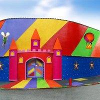 Casa de Festas Mundo Encantado