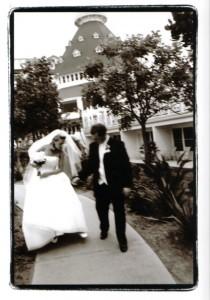 SheJustGlows.com Our Wedding Day!