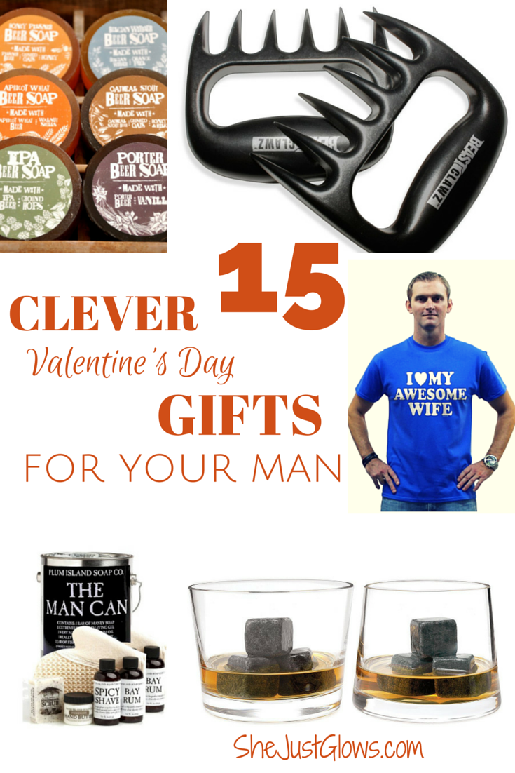 Valentine S Day Gift Guide 15 Clever Gifts For Your Man
