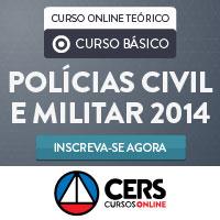 Curso para Polícia Civil e Militar