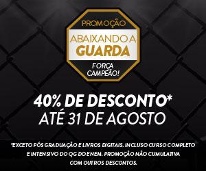 Promoção Nocaute UFC 177 - Renan Barão Genérico