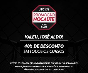 NOCAUTE-UFC179 - vitória