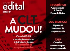 Revista Edital: dicas de estudo e análise da legislação em um só lugar