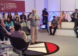 Afrânio Silva Jardim, Rogério Greco e Cezar Bittencourt palestram no último dia do Congresso