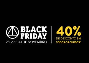 Vem aí: Black Friday CERS!