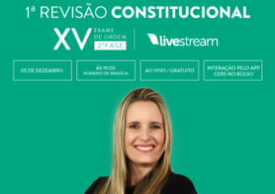 Revisão gratuita de Direito Constitucional