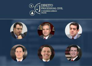 Sorteio: que tal conhecer de perto renomados juristas do Brasil?