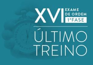 Último Treino para o XVI Exame de Ordem